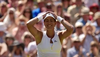 La Muguruza sfida Serena Williams: è Davide contro Golia