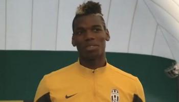 Extra Time con il fuoriclasse della Juventus Paul Pogba