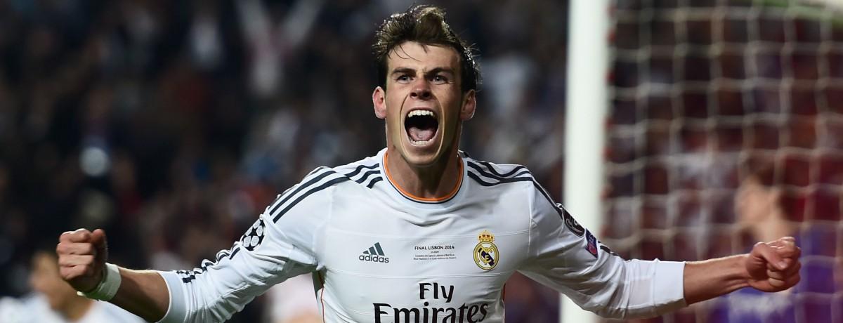 Real-Atletico: e se l'uomo chiave fosse Gareth Bale?