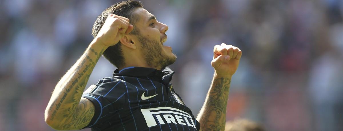 Icardi vs. Sampdoria: le migliori quote
