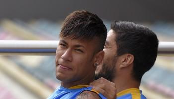 Barcellona: chi segnerà più gol tra Suarez e Neymar?