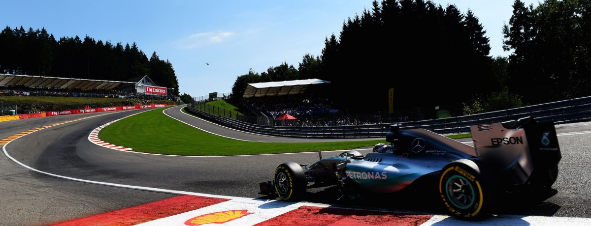 Hamilton senza rivali, a Spa un altro passo verso il terzo titolo iridato?