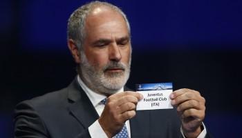 Champions League: la Juventus nel gruppo della morte. Allegri proverà a sfatare una statistica negativa dell'ultimo decennio
