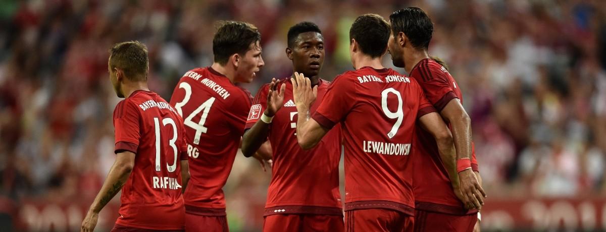 Audi Cup: Bayern travolgente, Milan ko. Tedeschi ad un passo dal titolo