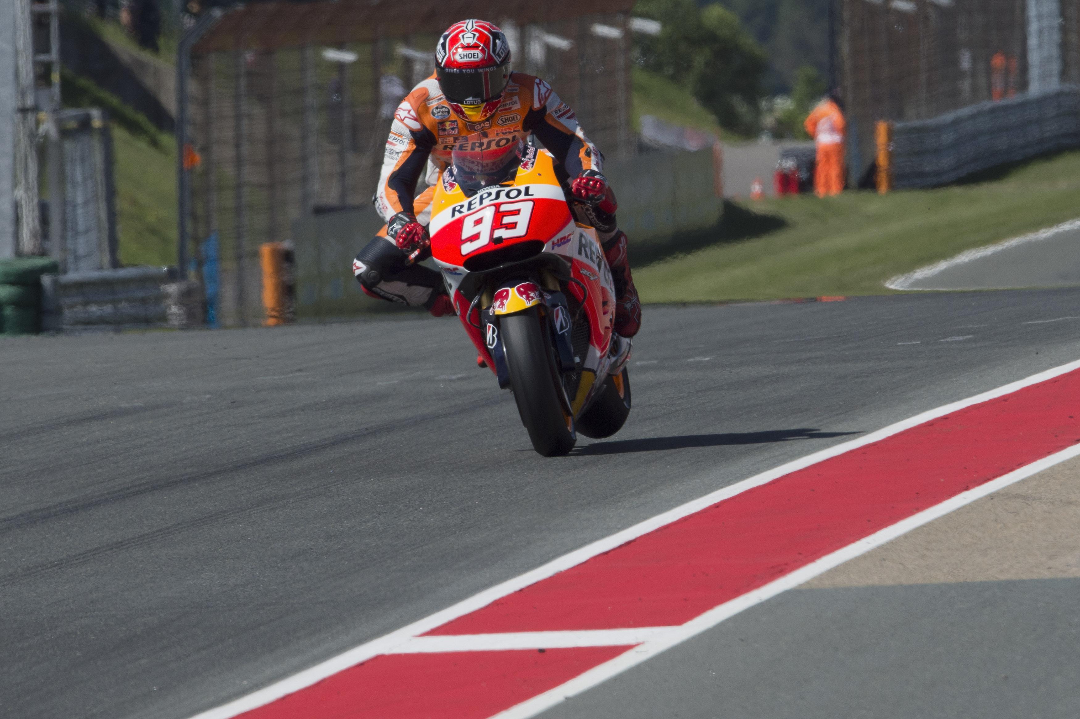 Marc Marquez, quinto successo in questo campionato mondiale