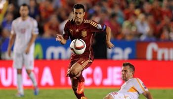 Euro 2016, Spagna in Macedonia per l'allungo. La Slovacchia rischia con l'Ucraina
