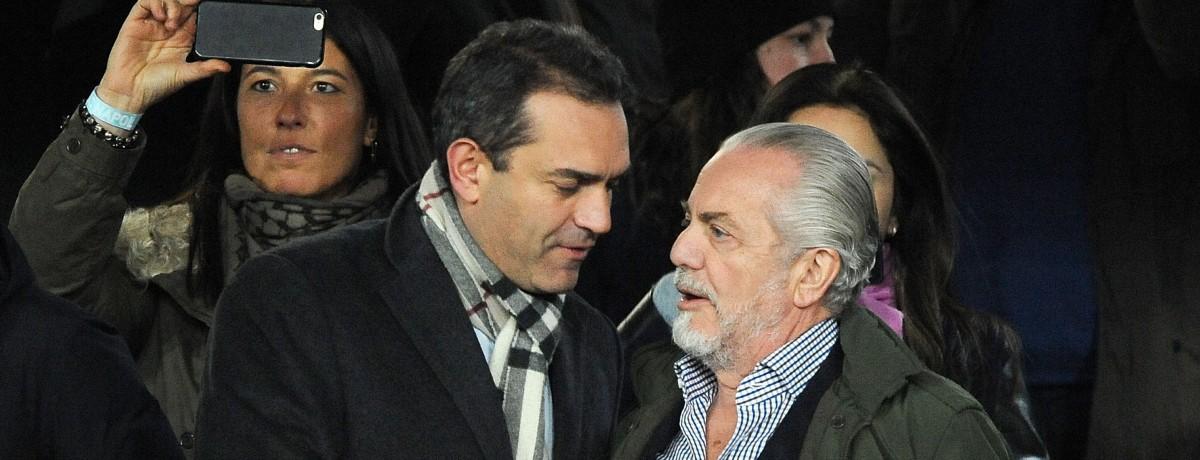 """Napoli, è scontro aperto società-sindaco: """"Il San Paolo è un cesso. Convenzione oppure ce ne andiamo"""