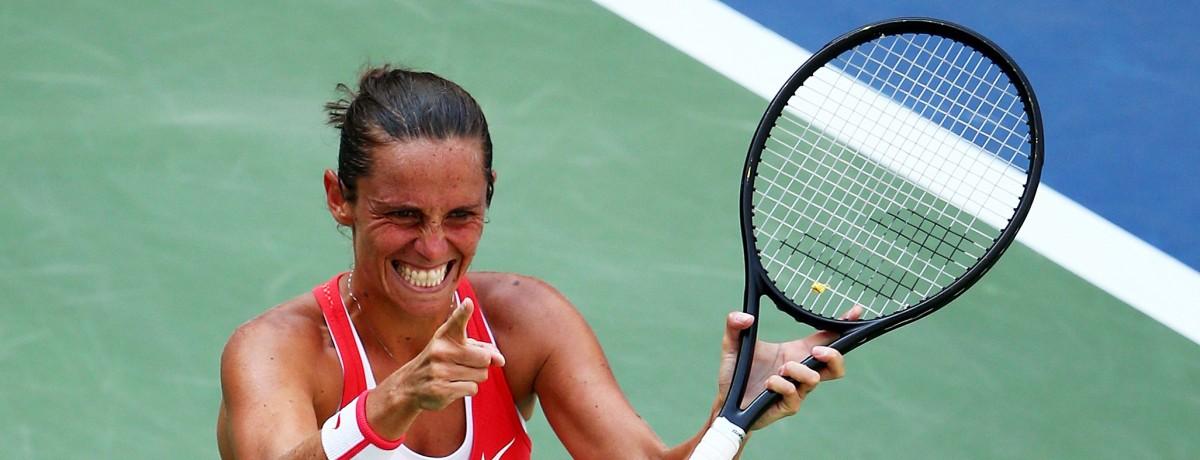 """Vinci, che impresa agli US Open! Ora """"goditi"""" Serena"""