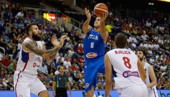 Eurobasket 2015, guida agli ottavi di finale. Per l'Italia c'è Israele