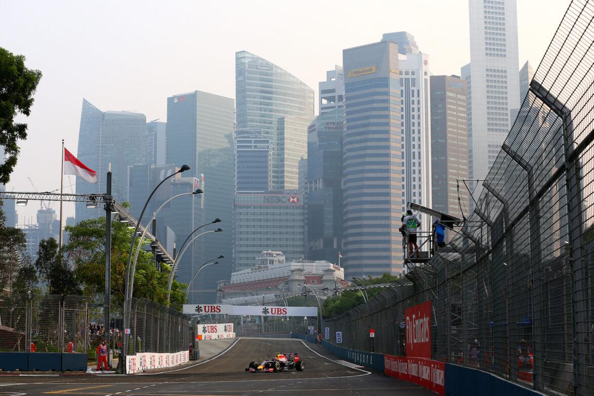 Marina Bay Street Circuit F1