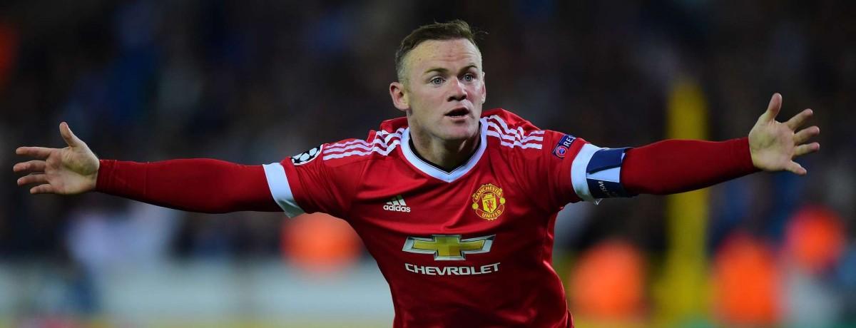 Rooney da record: è il miglior marcatore della storia del Manchester United