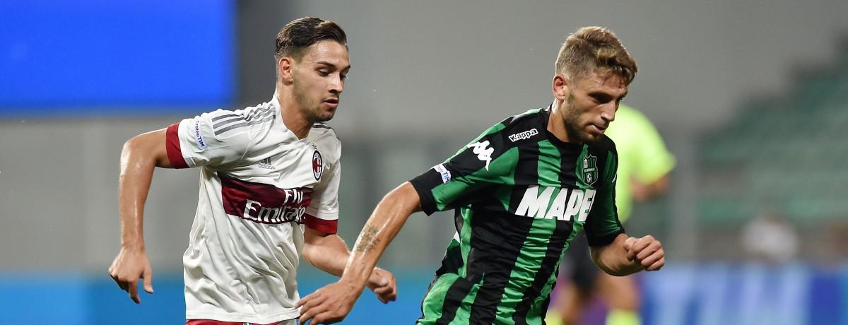 Milan-Sassuolo preview: rossoneri contro lo spauracchio Berardi