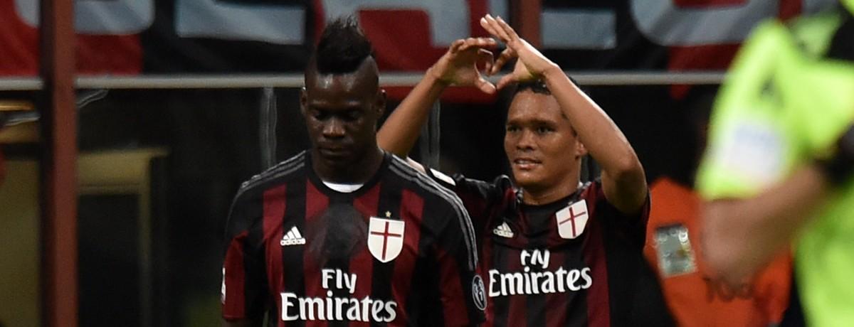 Bacca, Luiz Adriano e Balotelli: il rebus di Mihajlovic