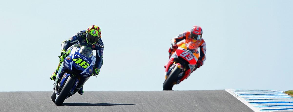 Rossi, Marquez e quella macchia indelebile sul Mondiale MotoGP 2015