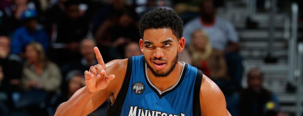 Welcome back Timberwolves, leader della Northwest