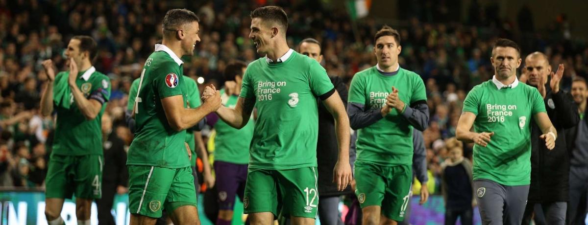 Euro2016: Irlanda qualificata, c'è da riscattare il flop di 4 anni fa