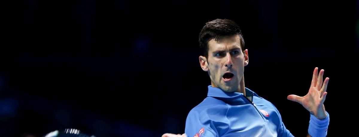 Al via le ATP Finals: Djokovic a caccia del poker