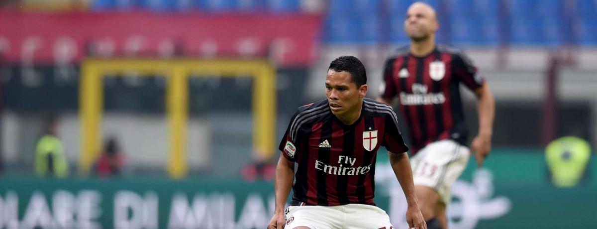 Milan-Bacca: dopo i 20 gol del primo anno l'idillio è già finito?