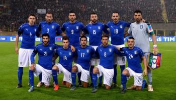 Belgio, Svezia e Irlanda: per l'Italia è un girone