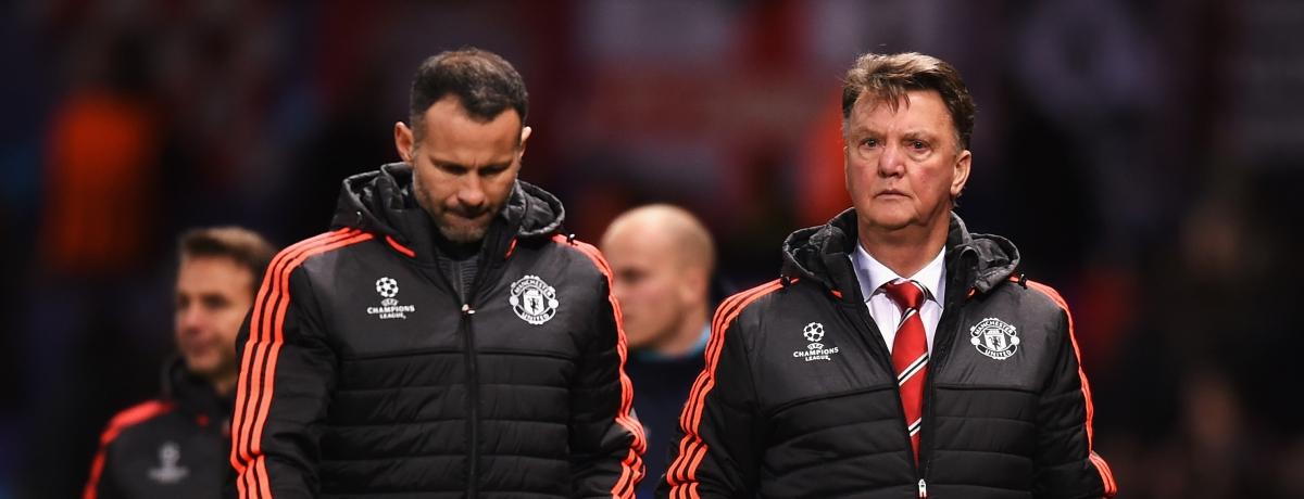 United, addio Champions. Van Gaal adesso rischia di saltare