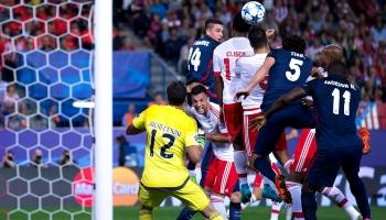 Champions League: Benfica e Atletico per il primo posto nel gruppo C