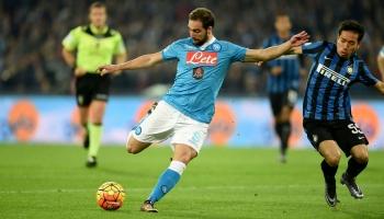 Napoli: su Higuain irrompe l'Atletico Madrid con un'offerta da 60 milioni