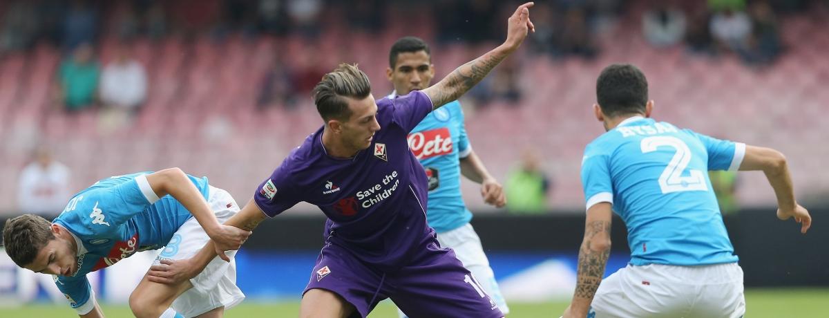 La Fiorentina pareggia, ma Bernardeschi illumina