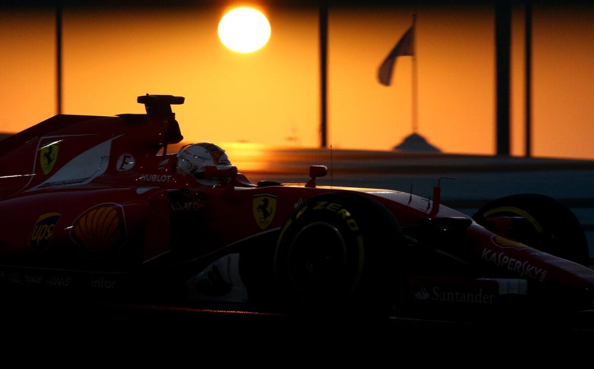 Abu Dhabi Yas Marina Circuit F1