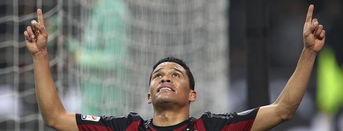 Carlos Bacca, ambizione rossonera
