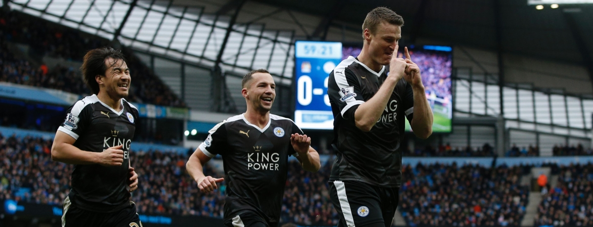 Leicester, ora devi crederci!