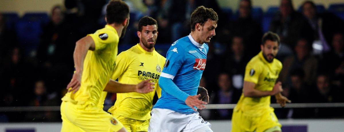 Perché è giusto scommettere sul Napoli vincitore dell'Europa League