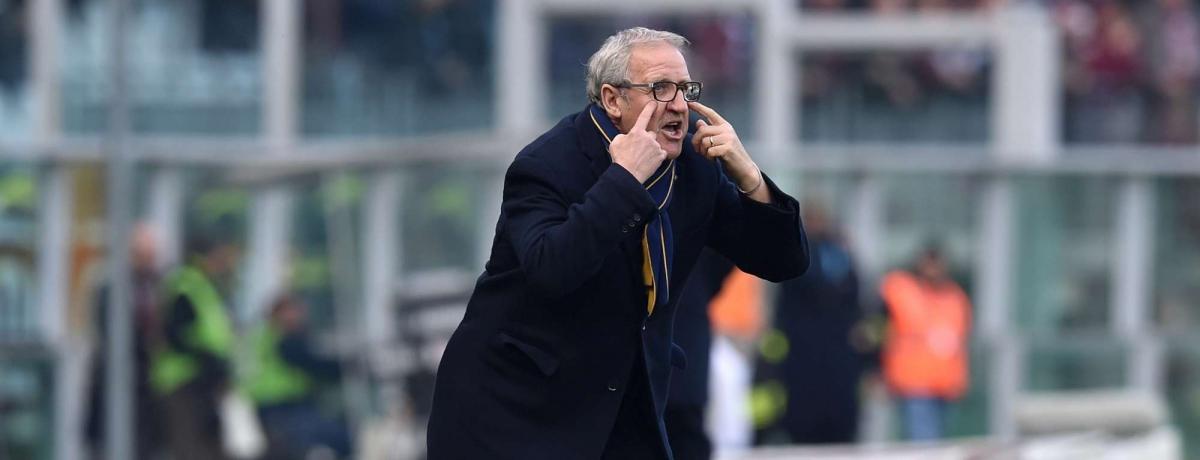 Delneri contro il suo passato nel derby di Verona