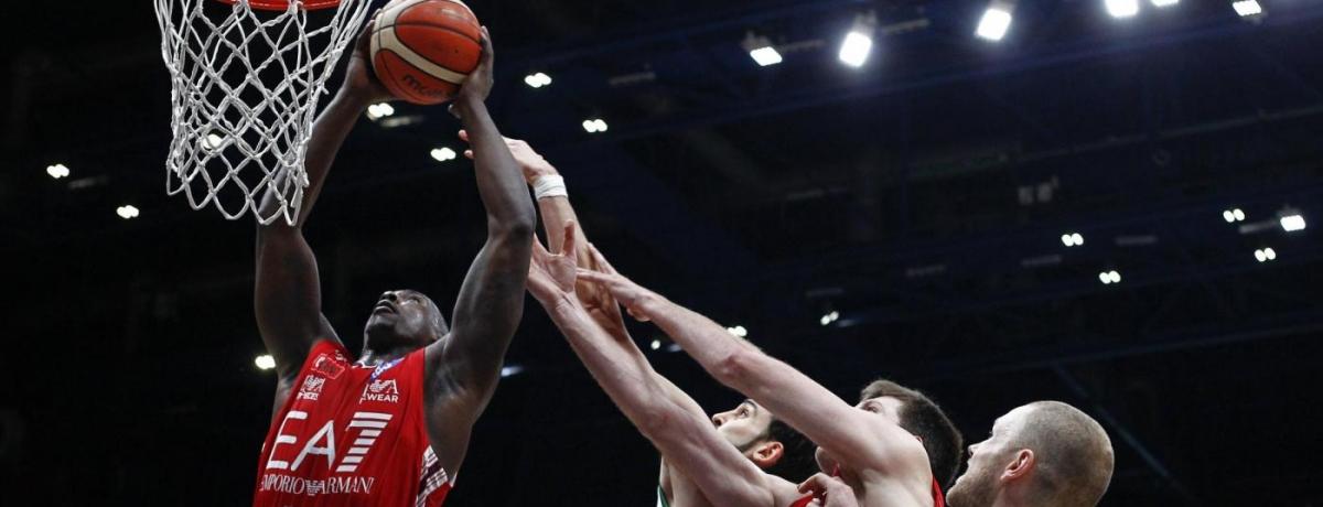 Olimpia Milano due gradini avanti a tutte. Ma con una grande incognita per il futuro