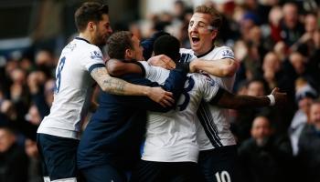 Premier League: Tottenham immobile, e il titolo è a 9/1