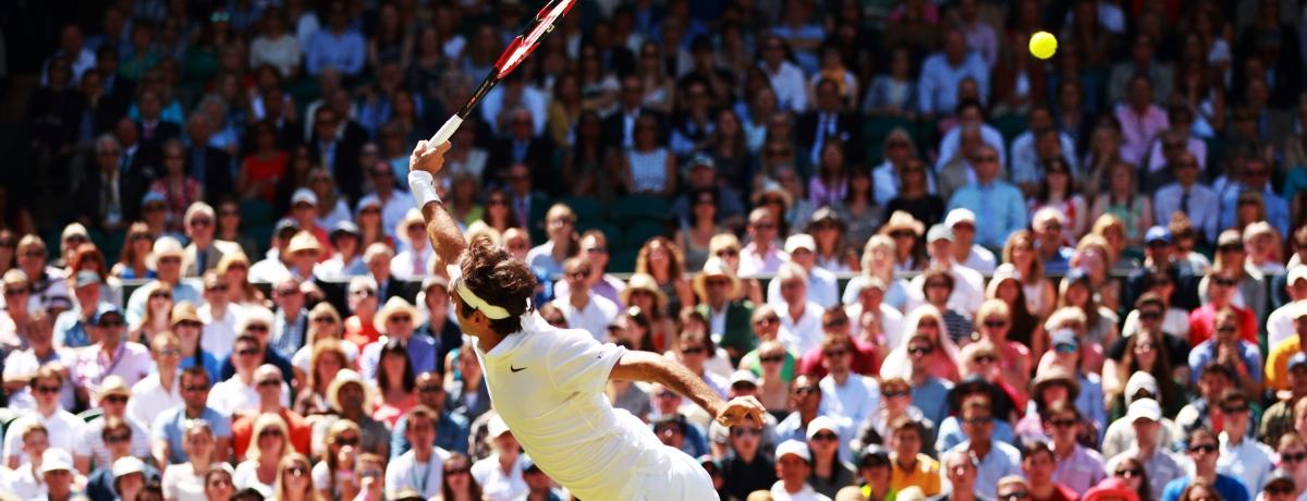 Federer, Wimbledon e la storia infinita