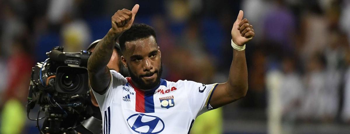 Ligue 1: Lacazette è l'unica alternativa al dominio del Psg