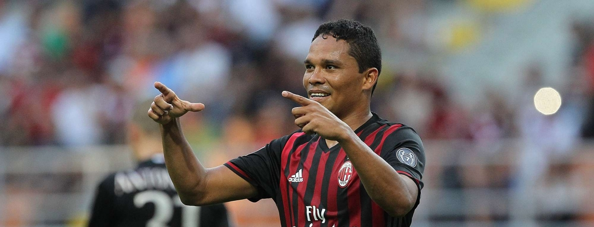 Bacca, un gol per la conferma a leader del Milan