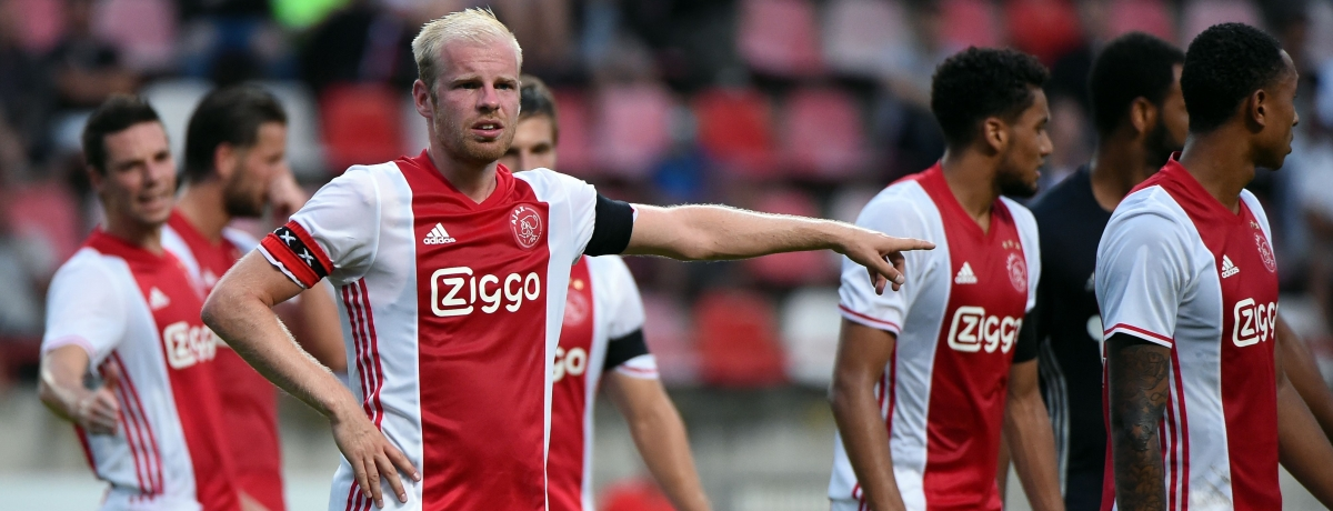 Eredivisie, Ajax contro lo Sparta Rotterdam per mettersi il passato alle spalle