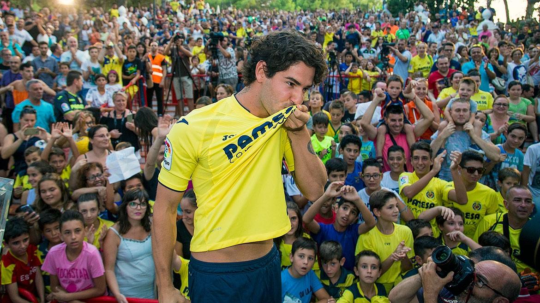 Pato riparte dal Villarreal