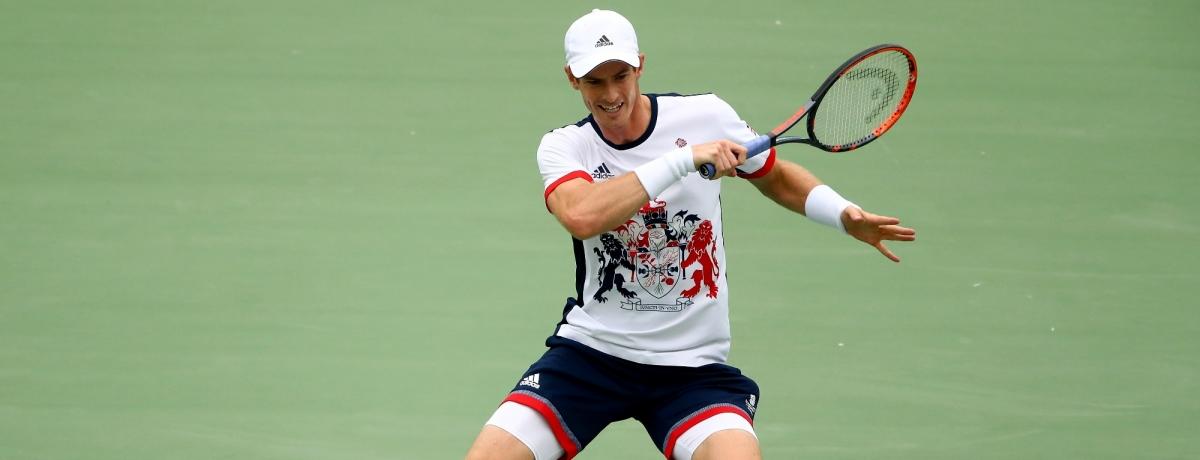 Rio 2016, tennis: Djokovic out, Murray sogna