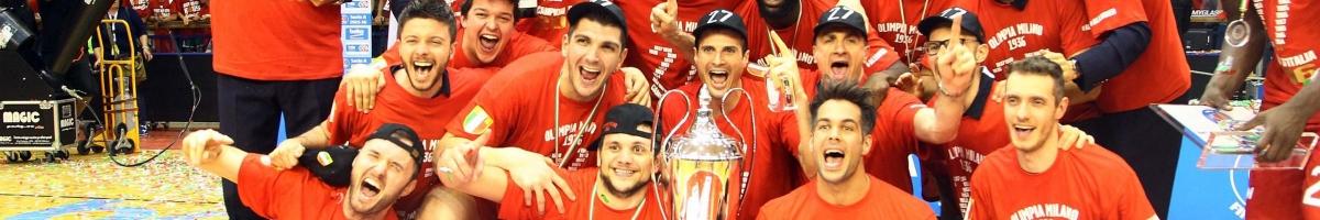 Serie A Legabasket, parte la caccia all'Olimpia Milano