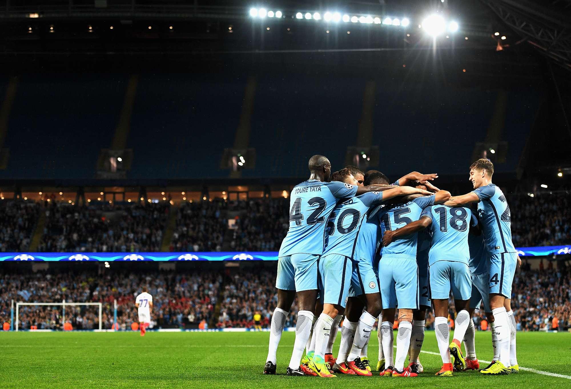 Manchester City-Borussia Moenchengladbach: gara a senso unico?