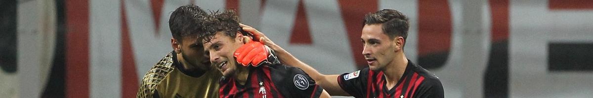 Milan, sei rosso, nero... e verde!