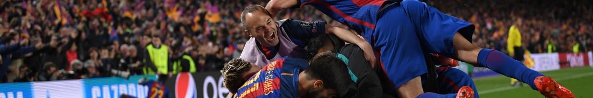 Champions League, rimonte possibili: quanto è dura ribaltare una sconfitta nella partita d'andata?