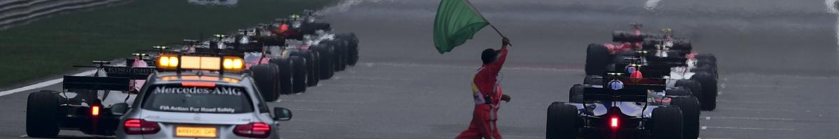 Formula 1, sicurezza e bandiere