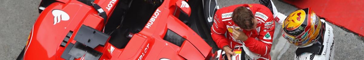 Gp Spagna: Vettel per la fuga ed Hamilton all'inseguimento, è tutto qui il Mondiale 2017?