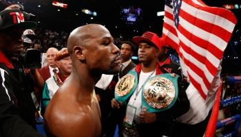Mayweather vs McGregor: il confronto