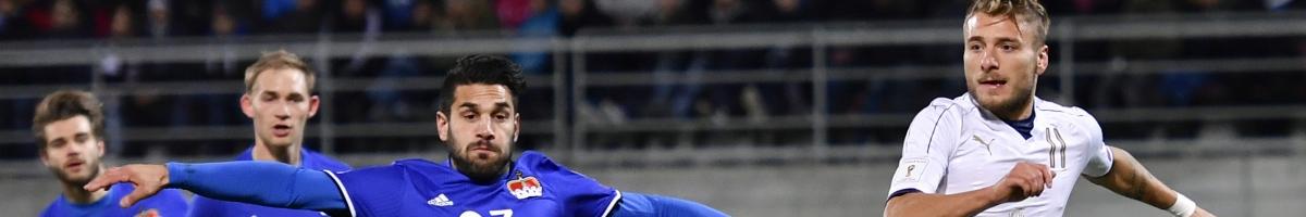 Italia-Liechtenstein, vittoria con Over per continuare a tenere il passo di testa. Il nostro pronostico