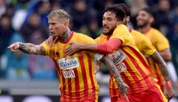 Sassuolo-Benevento, i neroverdi cercano l'allungo decisivo