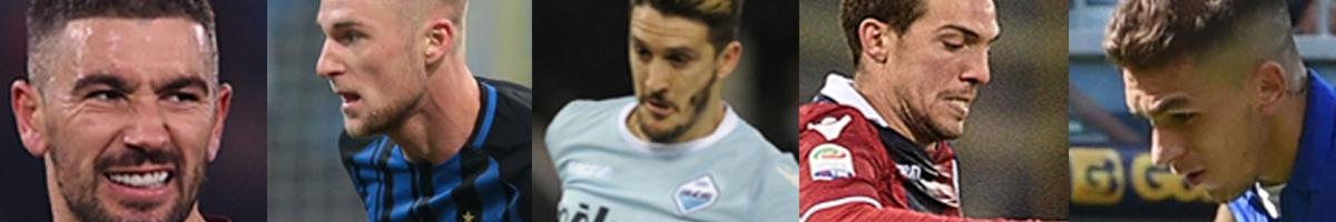Serie A: i 5 calciatori più sorprendenti di questa stagione